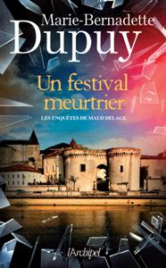 Un festival meurtrier La couverture du livre martien
