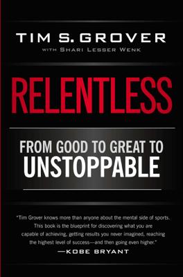 Relentless - Tim S Grover book
