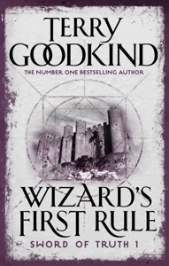 Wizard's First Rule Book Cover