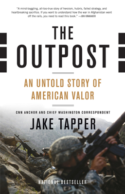 The Outpost - Jake Tapper book