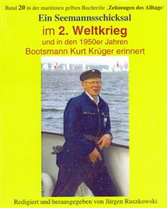 Seemannsschicksal im 2. Weltkrieg – und danach Buch-Cover