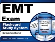 EMT Exam Flashcard Study System