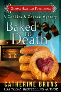 Baked to Death Book Cover