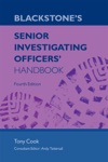 Blackstones Senior Investigating Officers Handbook