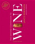 The Oxford Companion to Wine Book Cover