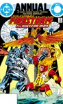 The Fury Of Firestorm Annual 1983- 1