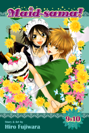 Maid-sama! (2-in-1 Edition), Vol. 5