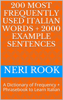 Neri Rook - 200 Most Frequently Used Italian Words + 2000 Example Sentences: A Dictionary of Frequency + Phrasebook to Learn Italian ilustraciГіn