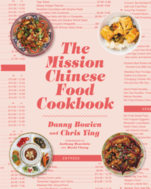 The Mission Chinese Food Cookbook book
