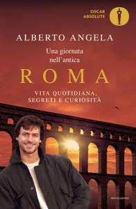 Una giornata nell'antica Roma Copertina del libro