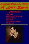 Complete Poems  Tales Of Lord Byron Illustrated