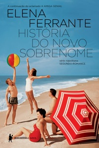 História do novo sobrenome Book Cover