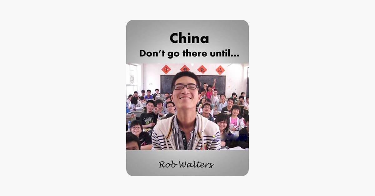China: Dont go there until...