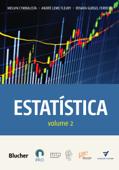 Estatística - volume 2 Book Cover