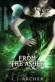 From the Ashes book