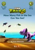 Dino Tales Jr Early Reading Series Book 3: How Many Fish Can You See?