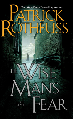 The Wise Man's Fear - Patrick Rothfuss book