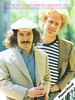 Simon and Garfunkel's Greatest Hits - Paul Simon & Art Garfunkel book
