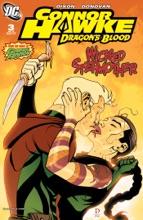 Connor Hawke: Dragon's Blood (2006-) #3
