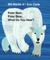 Polar Bear Polar Bear What Do You Hear