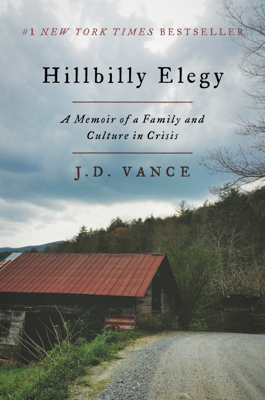 Hillbilly Elegy - J. D. Vance book