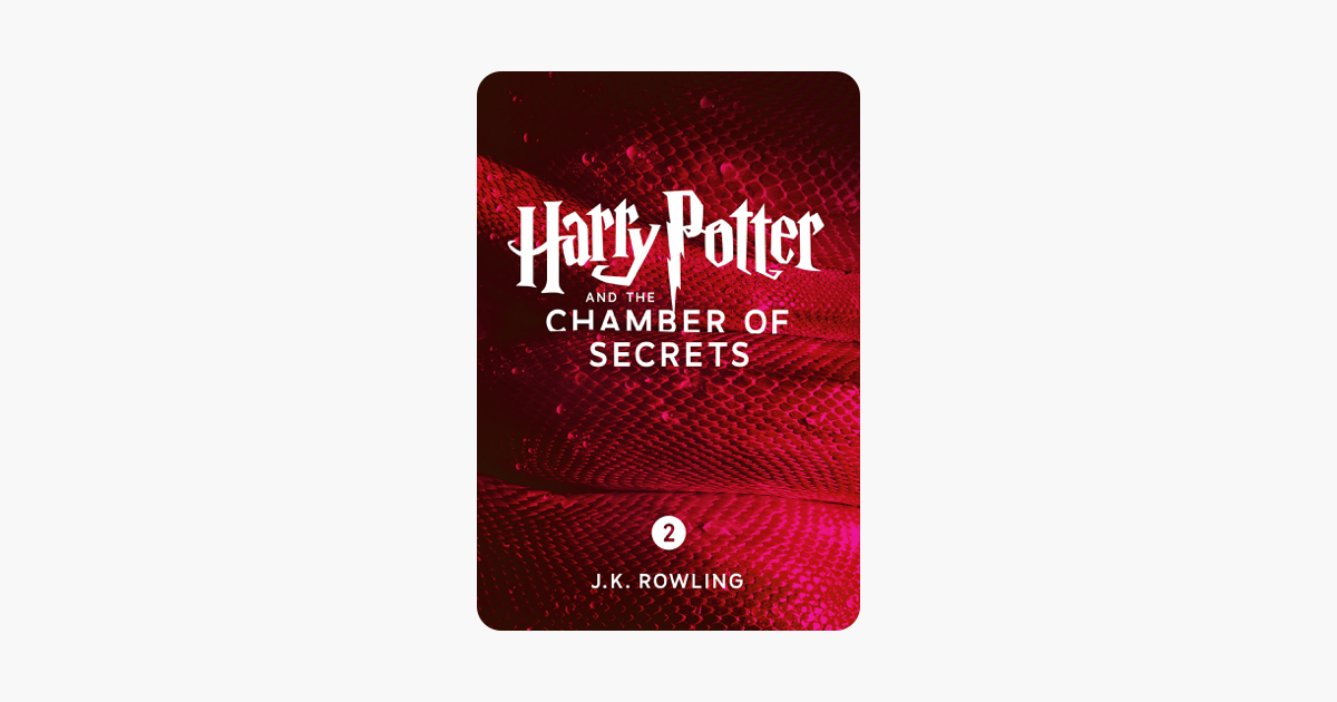 Harry Potter and the Chamber of Secrets (Enhanced Edition) - J.K. Rowling
