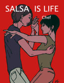 SALSA IS LIFE Book Cover
