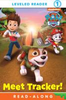 Nickelodeon Publishing - Meet Tracker! (PAW Patrol) (Enhanced Edition) artwork