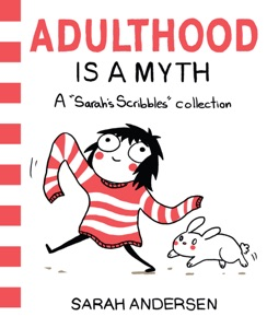 Adulthood Is a Myth Book Cover