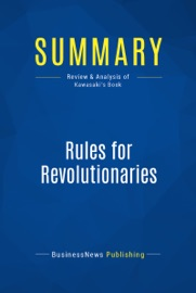 Summary Rules For Revolutionaries