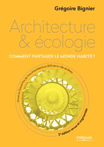 Architecture et écologie La couverture du livre martien