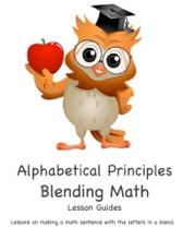 Alphabetical Principles Blending Math