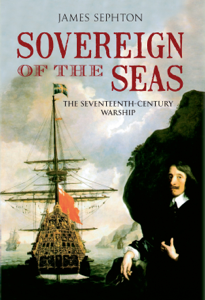 Sovereign of the Seas La couverture du livre martien
