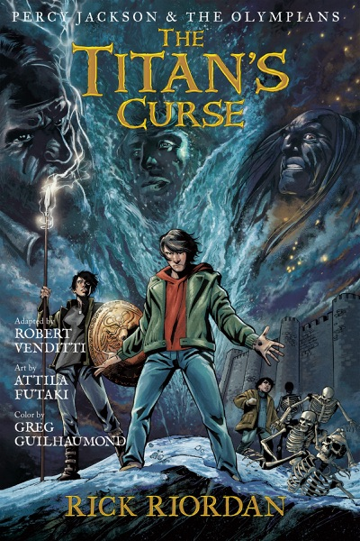 Percy Jackson and the Olympians: The Titan's Curse: The Graphic Novel