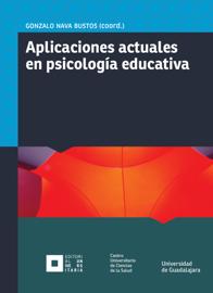 Aplicaciones actuales en psicología educativa book