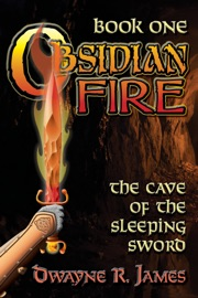 Obsidian Fire The Cave Of The Sleeping Sword
