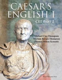 Caesar's English I – Classical Education Edition book