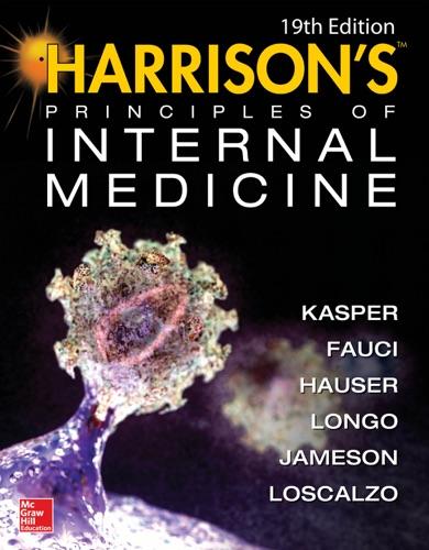 Dennis L. Kasper, Anthony S. Fauci, Stephen L. Hauser, Dan L. Longo, J. Larry Jameson & Joseph Loscalzo - Harrison's Principles of Internal Medicine 19/E (Vol.1 & Vol.2) (ebook)