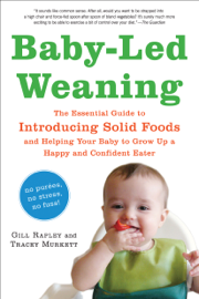 Baby-Led Weaning book