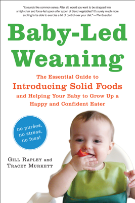 Baby-Led Weaning - Gill Rapley book