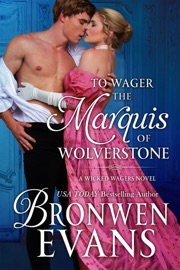 To Wager The Marquis of Wolverstone PDF Download