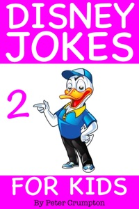 Disney Jokes for Kids 2