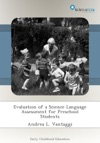 Evaluation Of A Science Language Assessment For Preschool Students