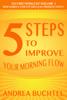 Andrea Buchtel - 5 Steps To Improve Your Morning Flow artwork