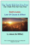 Gods Laws Law Of Cause  Effect