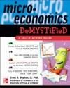 Microeconomics Demystified A Self-Teaching Guide