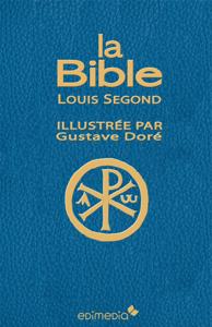 La Bible illustrée par Gustave Doré La couverture du livre martien