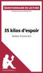 35 Kilos Despoir DAnna Gavalda