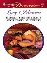 Hired: The Sheikh's Secretary Mistress