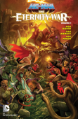He-Man: The Eternity War Vol. 1 Book Cover